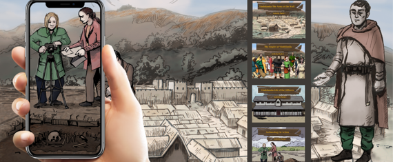 Read: Vindolanda: The Missing Dead App Launched