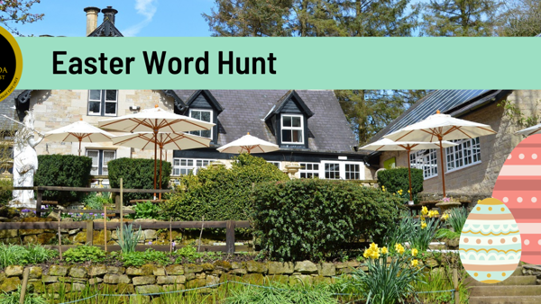 Easter Word Hunt