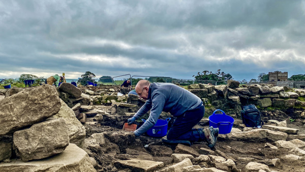 The 2021 Vindolanda Excavations