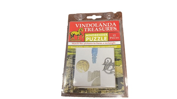 Vindolanda Treasures Puzzle