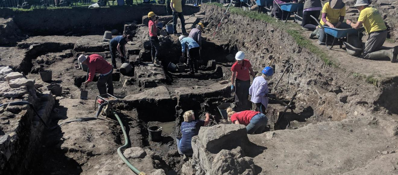 What's Involved When Excavating?