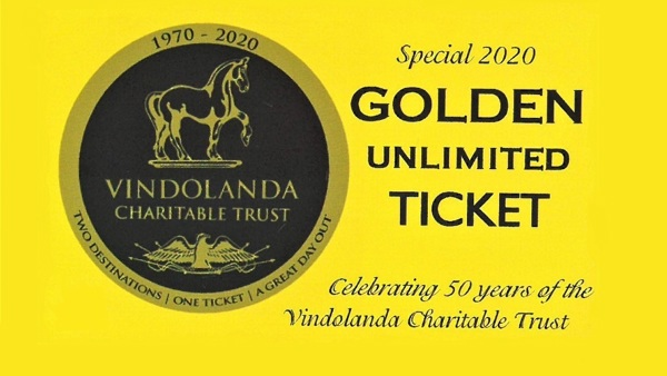 Golden Tickets From