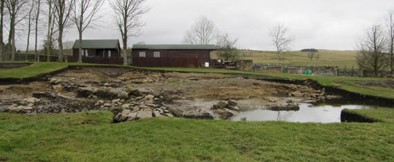 Goodbye Shed – Hello Archaeology Centre