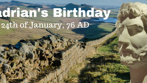 Hadrian's Birthday