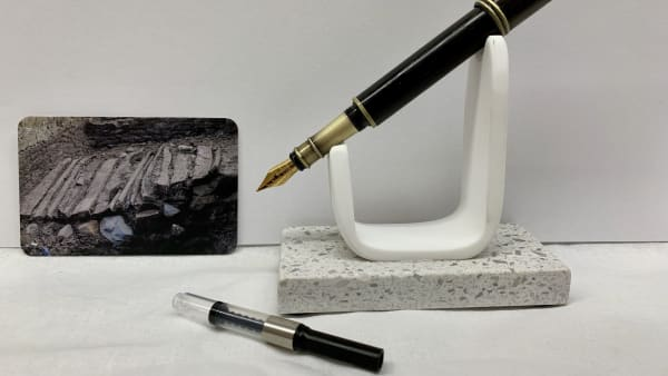 Vindolanda Wood Fountain Pen