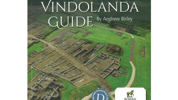 Vindolanda Guide Book