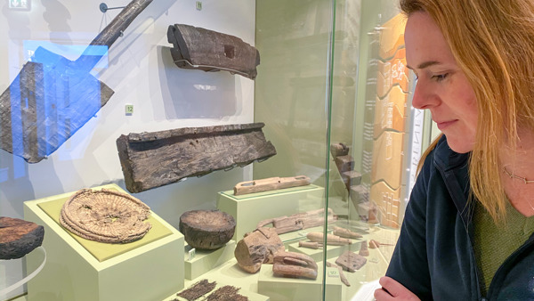Grant awarded to help digitise Vindolanda's Wooden collection