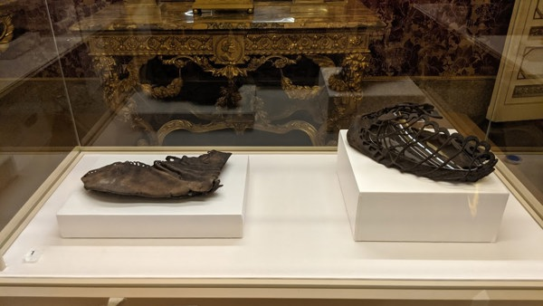 The curious case of the travelling shoes: Vindolanda Goes To Florence